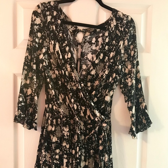Free People Dresses & Skirts - Free People, Long Sleeve Romper, Size L